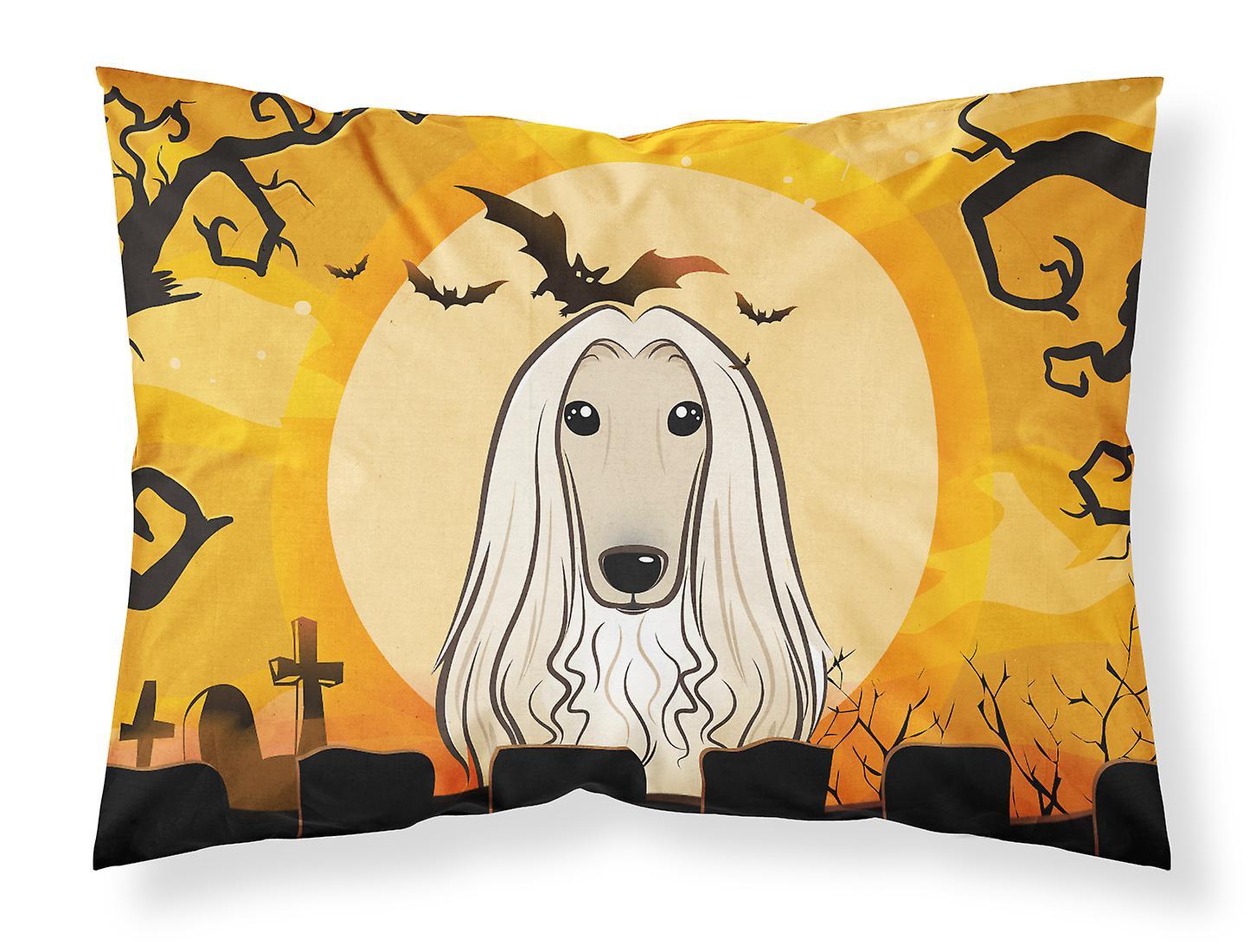 Lévrier De Standard Afghan Tissu Taie Halloween D'oreiller wkOPXZliTu