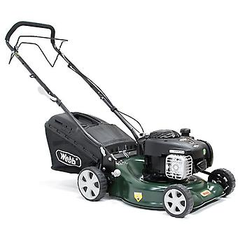 Webb R16SP 16inch Self Propelled Rotary Petrol Lawnmower