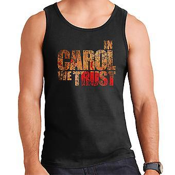 Walking Dead in Carol We Trust Men's Vest