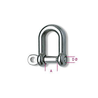 Beta 8225 5 5Mm Dee Shackles Aisi 316