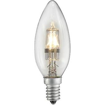Halógenas eco 97 mm EEC Sygonix 230 V E14 28 W blanco caliente: C vela forma regulable 1 PC