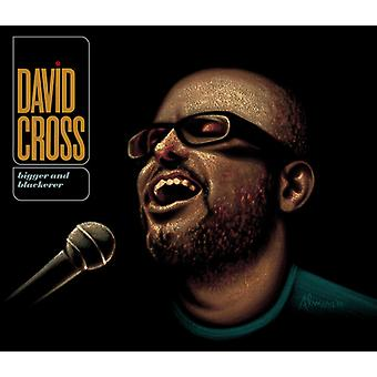 David Cross - Bigger & Blackerer [CD] USA import