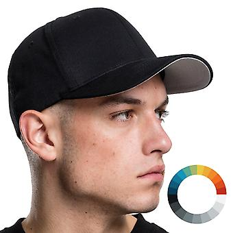 Flexfit WOOLY pettinato unisex stretchable baseball Cap