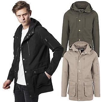 Urban classics - COTTON parka coat winter jacket