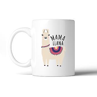 Mama Llama 11 Oz Ceramic Coffee Mug