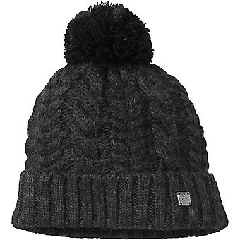 Smartwool Womens/Ladies Ski Town Heavy Cable Knit PomPom Beanie Hat