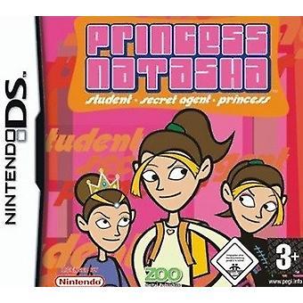 Princess Natasha Student-Secret Agent-Princess (Nintendo DS)