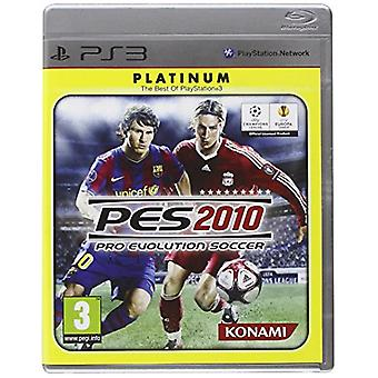 Pro Evolution Soccer 2010 - Platin-Edition (PS3)
