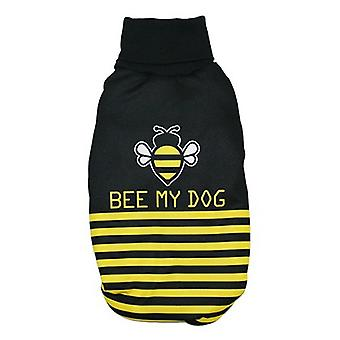 MI&DOG Sudadera Felpada Cuello Alto Bee T-20 (Dogs , Dog Clothes , Sweaters and hoodies)