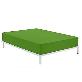 Wellindal Combi Sheet 50/50 Smooth Green Sheet (Textile , Bed Linens)