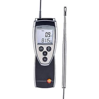 Anemometer testo 425 0 up to 20 m/s Hot wire sensor