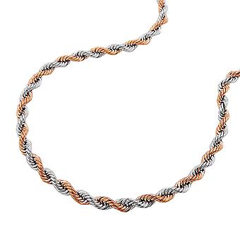 Chain, cord, 9Kt GOLD
