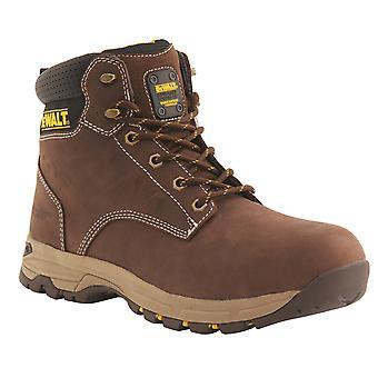 Dewalt Carbon Lightweight Leather Safety Hiker Boot. SBP - Carbon
