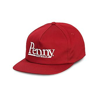 Penny Maroon Open Roads - Unstructured Five Panel Adjustable Cap