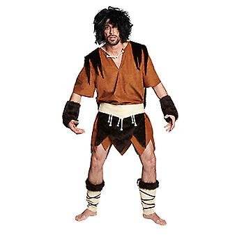 Cave man Neanderthal primitive man costume costume for men