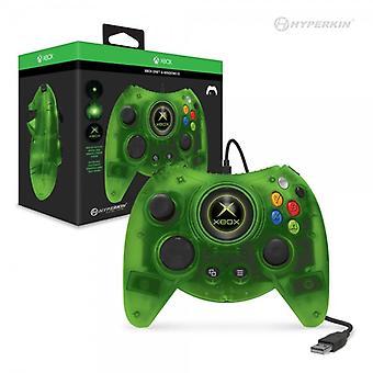 适用于 Xbox One/windows 10 PC (绿色) hyperkin 的 Hyperkin Duke 有线控制器