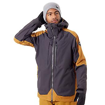 QUIKSILVER Travis Rice or brun Signature Series Stretch veste Snowboard
