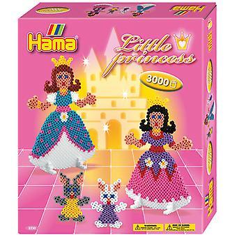Hama Strijkkralen Prinses 3000 Stuks