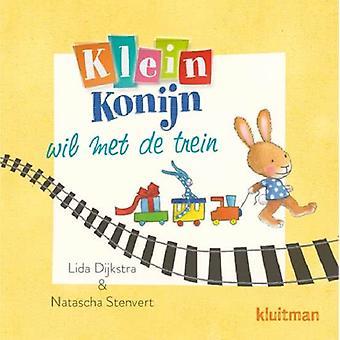 Kluitman Klein Konijn wil met de trein