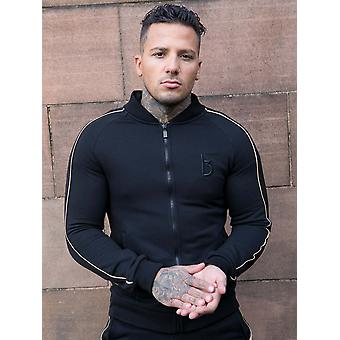 Flash Zip Through Sweat | Enzo Designer Menswear