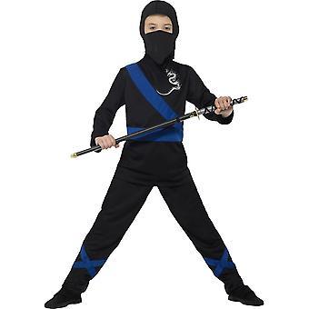 Ninja Assassin Costume, Small Age 4-6