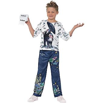 David Walliams luxe milliardaire garçon Costume, déguisements, Tween 12 +
