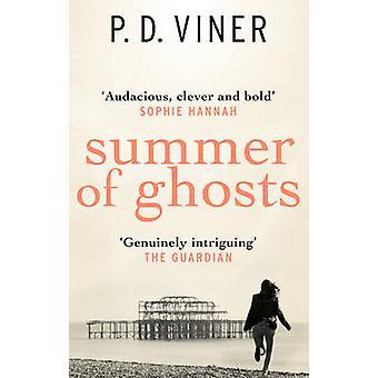 Sommeren spøkelser av P. D. Viner - 9780091953331 bok