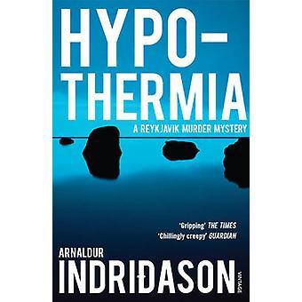 Unterkühlung von Arnaldur Indridason - Victoria Cribb - 9780099532279 B