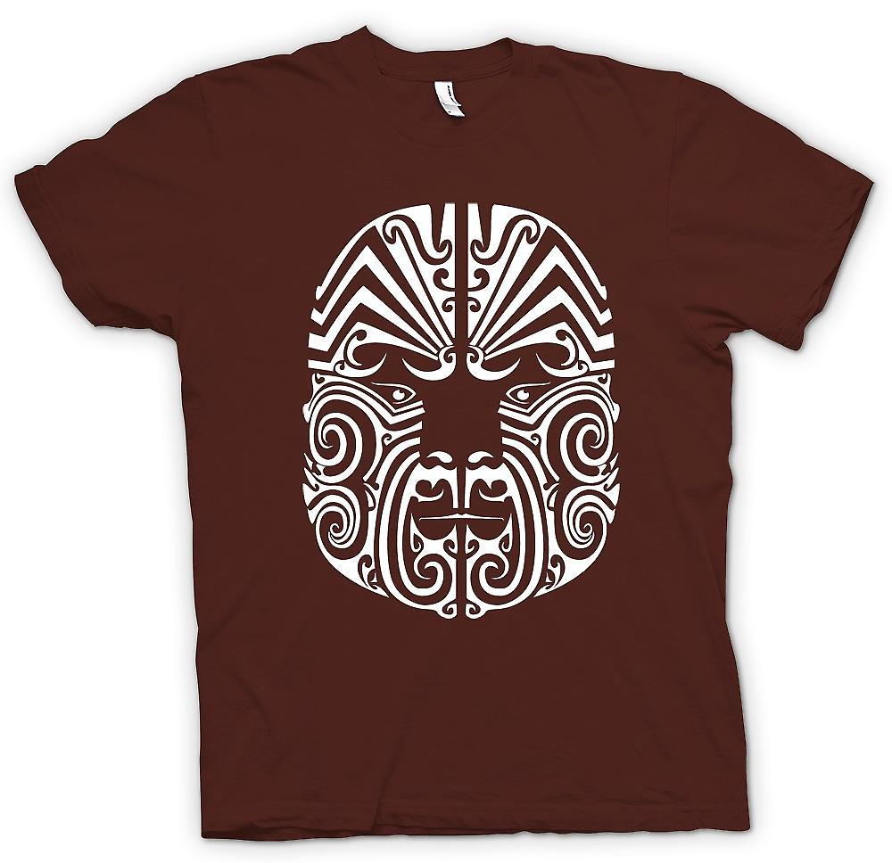 Mens T-shirt - Mauri Tribal Tattoo Design