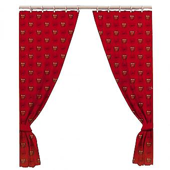 Arsenal FC Official Curtains