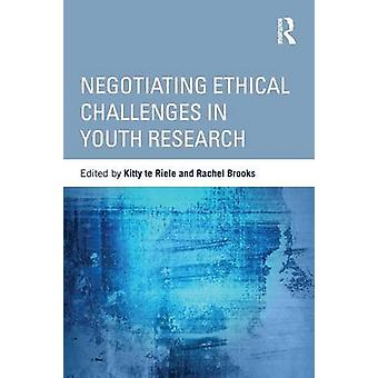 Negotiating Ethical Challenges in Youth Research by Te Riele & Kitty