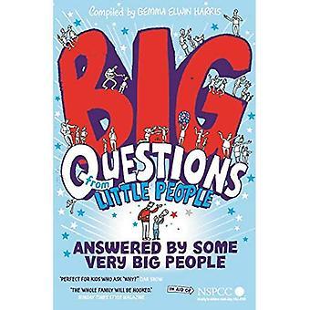 Store spørgsmål fra små mennesker... Besvaret af nogle meget store mennesker