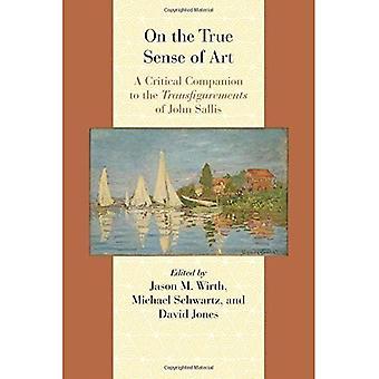 No verdadeiro sentido da arte: um companheiro crítico para os Transfigurements de John Sallis (comparativo e Continental...