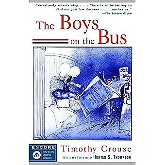 Os meninos no ônibus