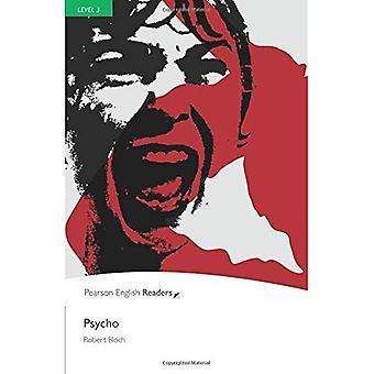 Psycho: Poziom 3 (Pingwin Longman Pingwin czytelników)