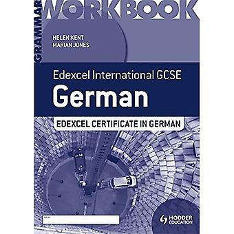 Edexcel International GCSE and Certificate German Grammar Workbook (Edexcel Intl Gcse)