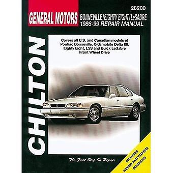 General Motors: Buick/Oldsmobile/Pontiac Fwd manuel de réparation de 1985-05 (de Chilton Total voiture soins manuels de réparation)