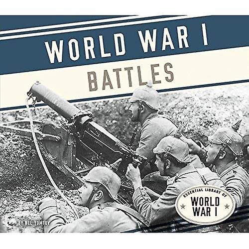 World War I Battles (Essential Library of World War I)