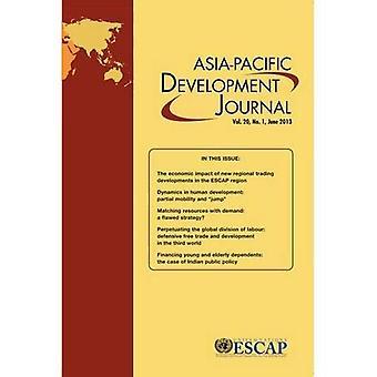 Asien-Stillahavsområdet utveckling Journal, juni 2013
