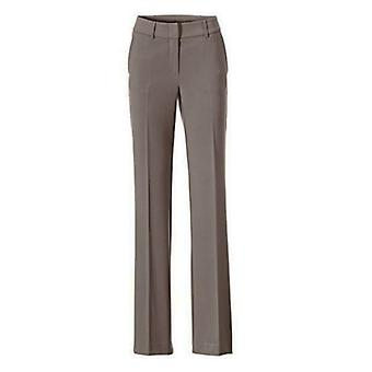 CLASS INTERNATIONAL pants women's stretch trousers short size grey