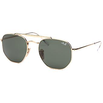 f40fa671d8 Sale Ray - Ban The Marshal 3648 G-15 Green/Gold