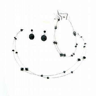 Substitution, smashing Black Dress bijoux abordable acheter complet Set