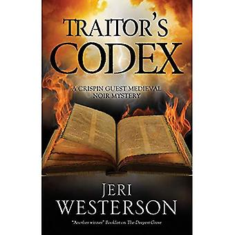 Traitor's Codex (A Crispin Guest Mystery)