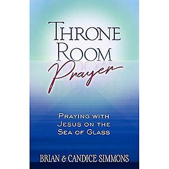 Tronen rum bön: Be med Jesus på havet av glas (Passion översättning)
