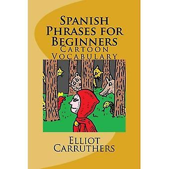 Spanish Phrases for Beginners: Cartoon Vocabulary