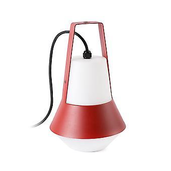 Faro - kat rode buiten tafel Lamp FARO71564