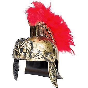角斗士狮子头盔成人