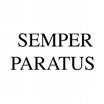 SEMPER PARATUS LATINE citation de mur