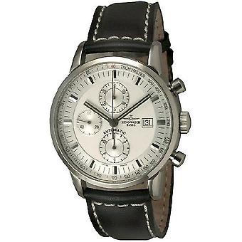 Zeno-watch mens watch Magellano retro Chrono tachymeter 6069TVDI-e2