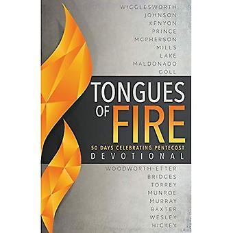 Dévotional des langues de feu: 50 jours célébrant la Pentecôte